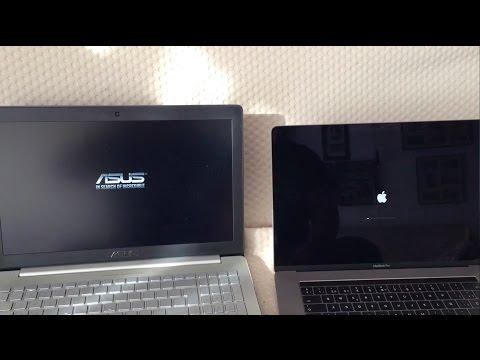Análisis Dell XPS 15 vs Asus UX501VW vs MacBook Pro 2016