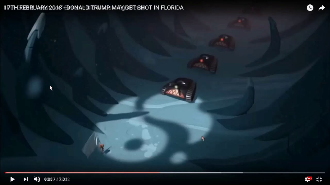 ANOTHER DEPICTION OF TRUMP GETTING SHOT IN I PET GOAT II - YouTube