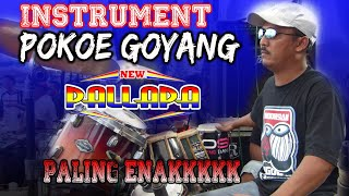 Cocok Buat Malam Minggu - instrumen Ceksound Kendang New PALLAPA Cak Met