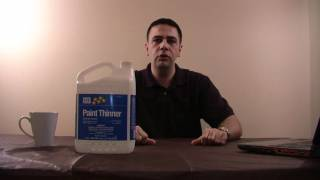 Five Star Paint Thinner one Gallon