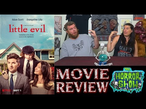 """Little Evil"" 2017 Netflix Horror Comedy Movie Review – The Horror Show"