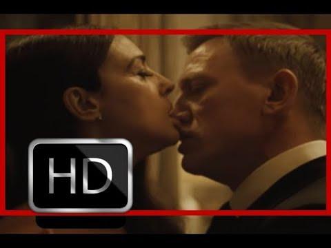 Spectre 2015 Lucia Love Scene 1080p Youtube