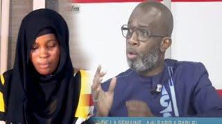 URGENT - Sortie d'Adji Sarr : Bouba Ndour persiste et signe