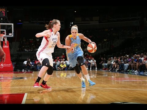 WNBA Top 10 Plays of June 2015