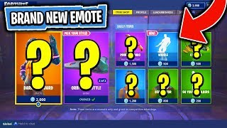 The BRAND NEW Daily Skin Items In Fortnite: Battle Royale! (Skin Reset #63)