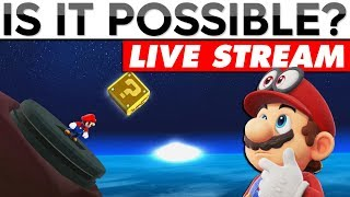 Super Mario Galaxy 2 Challenges | IS IT POSSIBLE [LIVE] thumbnail