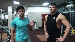 В ТОП СПОРТ    Тренировка плечей и бицепса с Артемом Бехтгольд и Романом Веретениковым