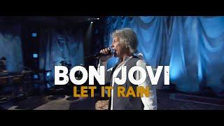 Bon Jovi - Let It Rain (Subtitulado)