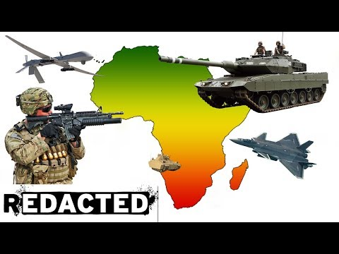Secret Military Action In Africa Grows Like A Virus