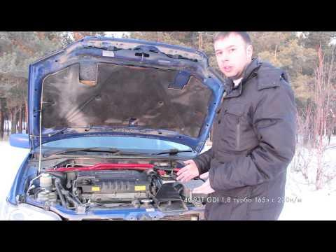 Mitsubishi Lancer Cedia RalliArt Тест-драйв. Илья Буйлов. - Смешные видео приколы