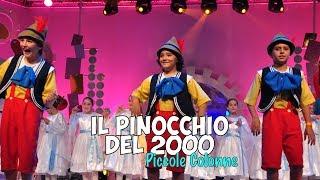 Il Pinocchio del 2000 Testo classe IV Escuela Italiana di La Plata - insegnante Graciela Caparra