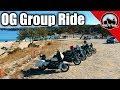 Ride To Medina Lake w/ The OGs - Bike N Bird
