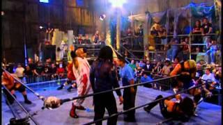 WSX Rumble - MTV's Wrestling Society X