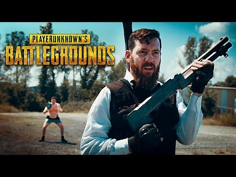 PlayerUnknown's Battlegrounds: THE