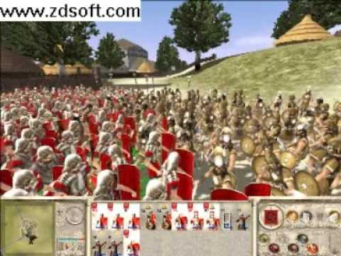how to make rome total war run faster
