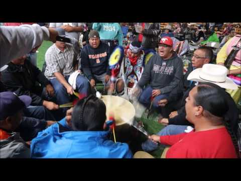 Blackfoot Confederacy @ Piikani Powwow 2016