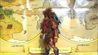 """Night Stalkers World of Reviews - """"MotUC Grizzlor"""""""