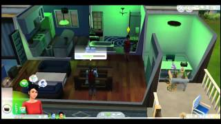 The Sims 4 Part 4 - Gardening, Mixology Skill