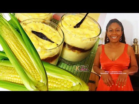 Maïs Au Coco | Katsaka Sy Voanio Malagasy