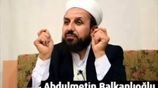 Haftanın Sohbeti-2 (26-02-2005)- Abdulmetin Balkanlıoğlu Hoca