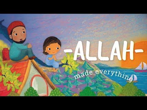 Download Allah Made Everything | Lyric Video | Zain Bhikha