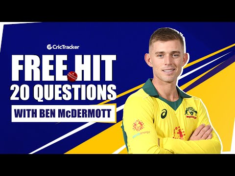 Which Australian Cricketer googles himself the most? | 20 Questions With Aussie Keeper Ben McDermott