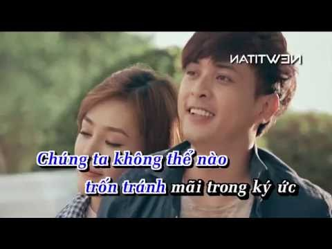 Đổi Thay - Hồ Quang Hiếu | Official Karaoke