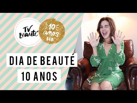 Dia de beauté 10 anos! - TV Beauté | Vic Ceridono