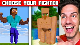 CURSED MINECRAFT, BUT IF I LAUGH I DIE!