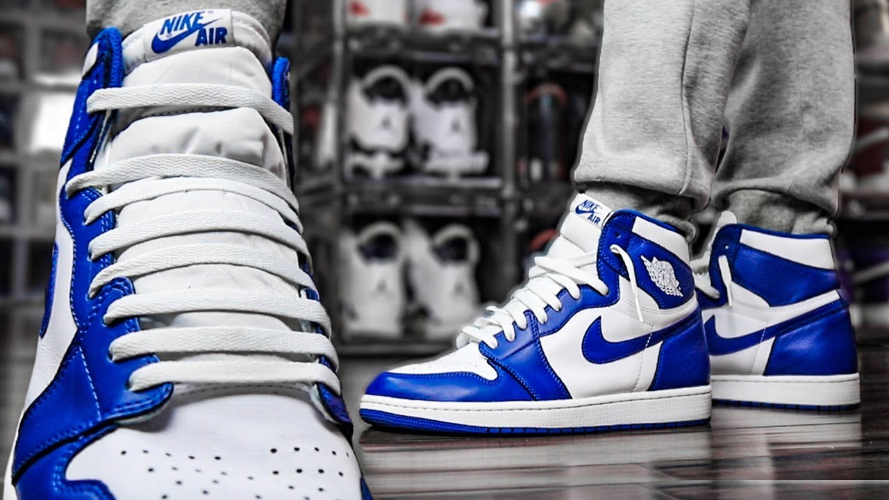 7 EASY WAYS How To Lace Air Jordan 1 (Tutorial) - YouTube