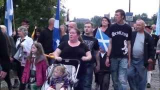 Battle of Stirling Bridge Commemoration, 2012