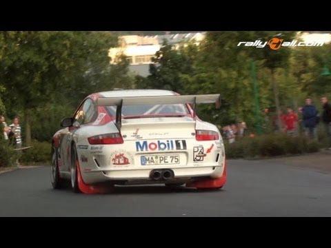 Timo Bernhard - Porsche 911 GT3 - Rallyeteamspecial 2011