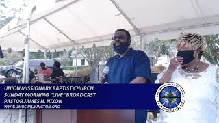 Union Missionary Baptist Church Live Stream