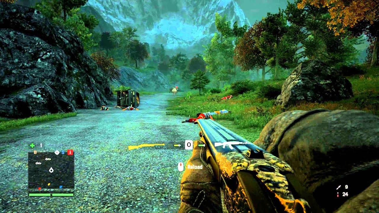 Far Cry 4 Wallpaper Elephant: Elephant Gun Vs. Rhinos