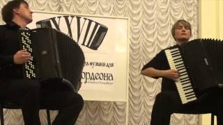 """Una Sinistra"" - A. Piazzolla - Meditango"