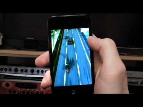 Lane Splitter (iPhone)