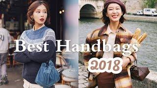 2018年度最爱包包   9支包包合集   3支Vintage Chanel分享  Celine Box   Rejina Pyo   IrisDaily
