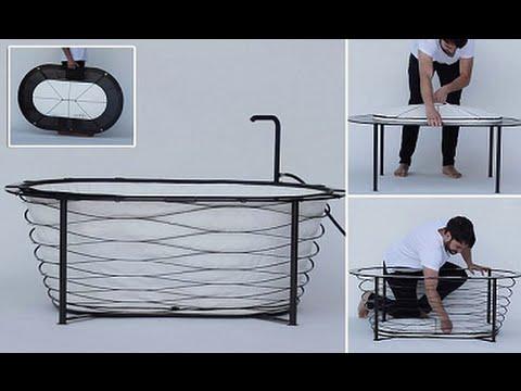 Xtend: The Award Winning Portable Travel Bathtub for Best Design ...