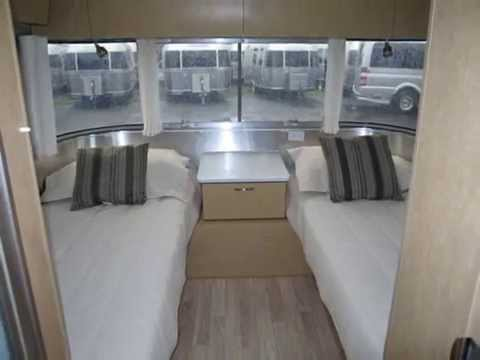 Satellite Tv For Rv >> 2012 Airstream Flying Cloud 25FB Twin Bed Rving Camping Campers Top Gear - YouTube