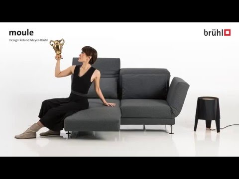 platzsparend ideen bruhl sofa four two ausstellungsstuck, brühl moule sofa by dostal innenarchitektur linz - youtube, Innenarchitektur
