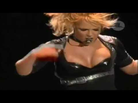 Britney Spears - Onyx Hotel Tour live from Lisbon Rock in Rio 2004