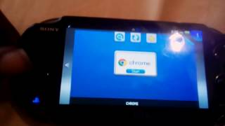Google Chrome On the PS Vita!! - New Henkaku Hacks! | Links in the Description