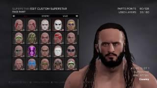WWE 2K17 Neville Tutorial (Updated Attire) PlayStation 4