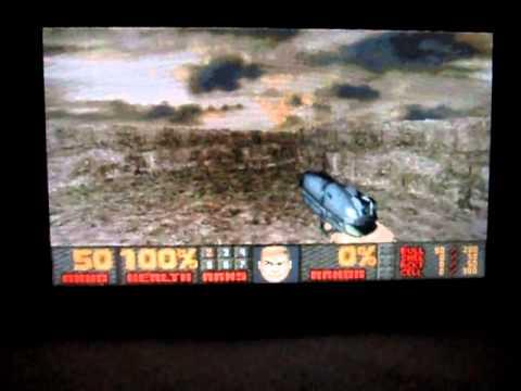 Doom 2 Psp