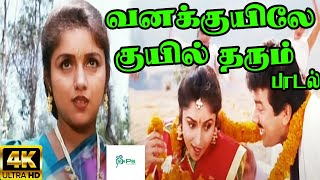 Vanakkuyile Kuyil Tharum  || வனக்குயிலே குயில் தரும் || S. P. B || Love Melody H D Song