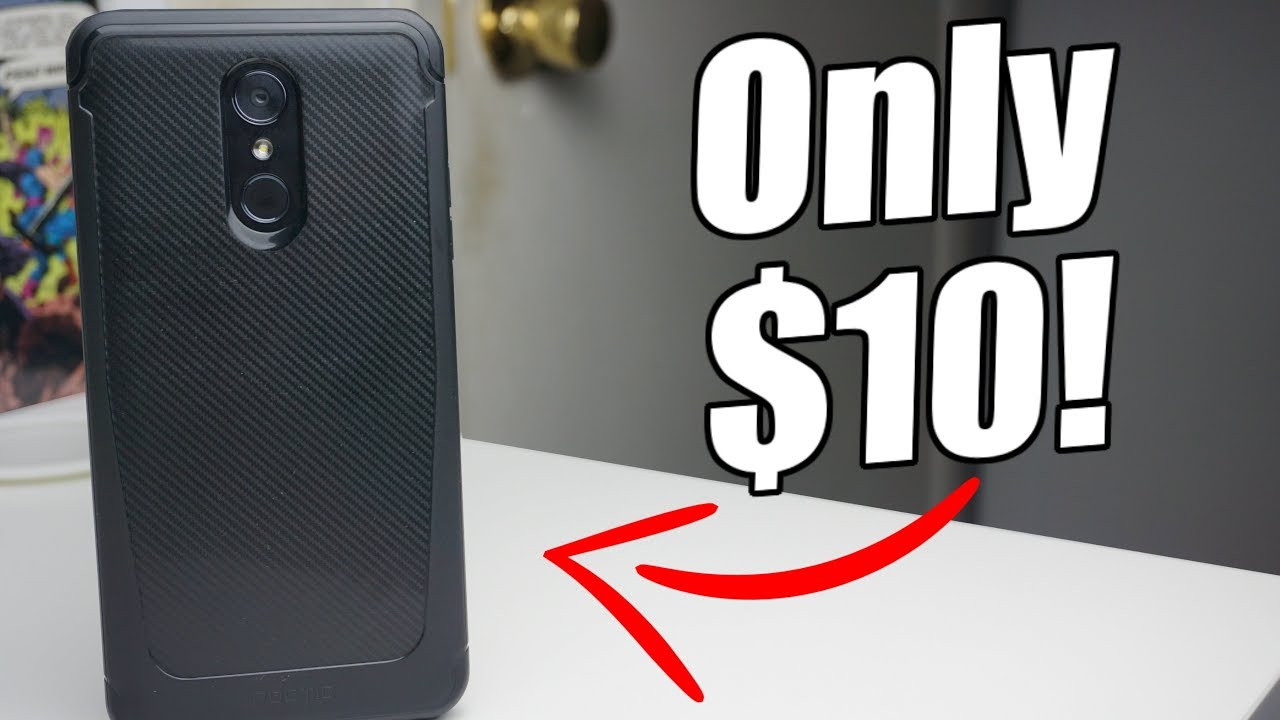LG Stylo 4 Poetic Karbon Shield Case | Only $10!!!