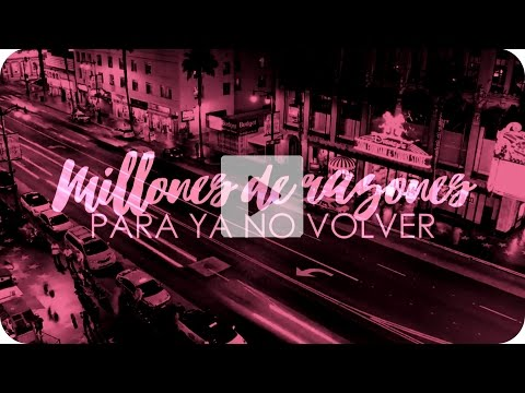 Million Reasons (spanish version) - Kevin Vásquez (Lyric Video)