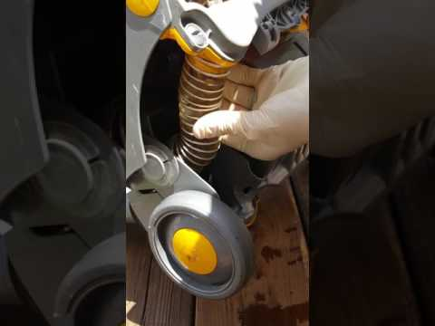 How to Take apart a Dyson vacuum to clean it!