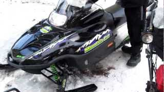 2001 Arctic Cat Snowmobile For Sale