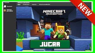 Descubre el NUEVO LAUNCHER de Minecraft